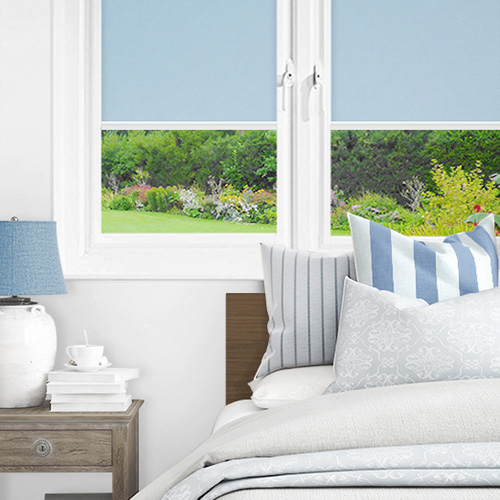 Newlyn Sky Lifestyle INTU Roller Blinds