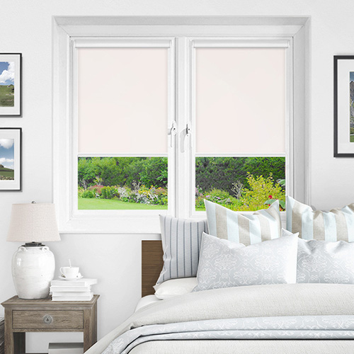 Ex Lite Cream Lifestyle INTU Roller Blinds