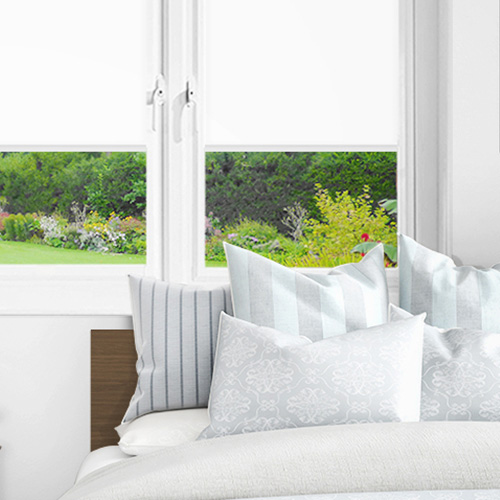 Ex Lite Snow Lifestyle INTU Roller Blinds