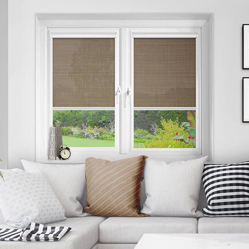 Wick Birch Lifestyle INTU Roller Blinds