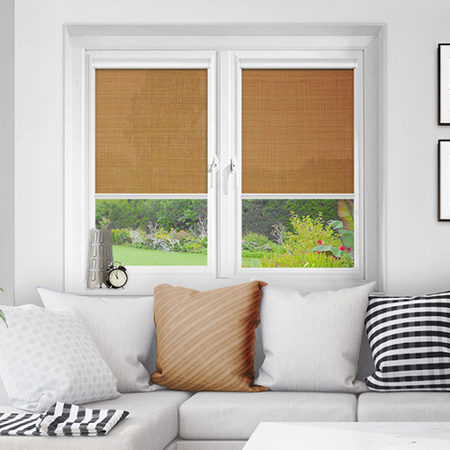 Wick Maple Lifestyle INTU Roller Blinds