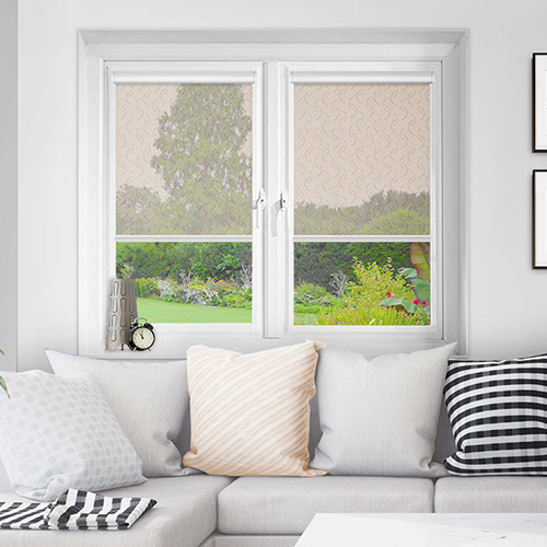 Luthrie Copper Lifestyle INTU Roller Blinds
