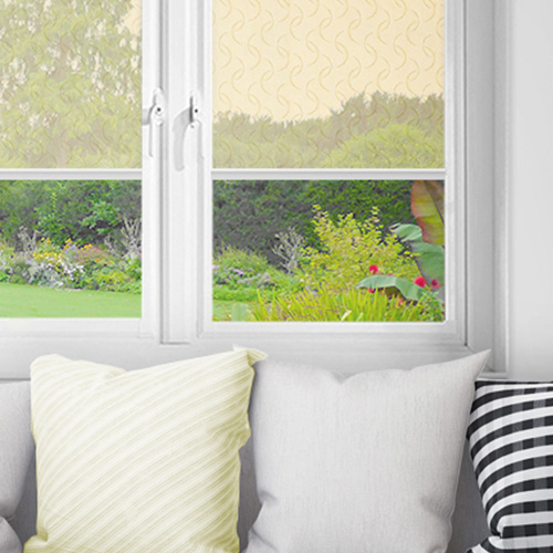 Luthrie Gold Lifestyle INTU Roller Blinds