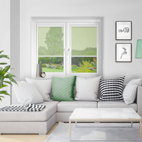 Motherwell Sage Lifestyle INTU Roller Blinds