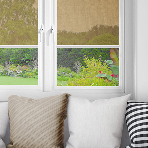 Motherwell Sandshell Lifestyle INTU Roller Blinds