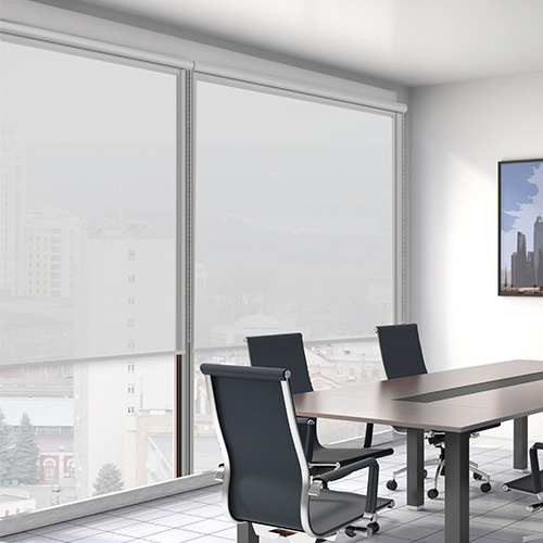 ROLTRA Smoke Lifestyle Office Blinds