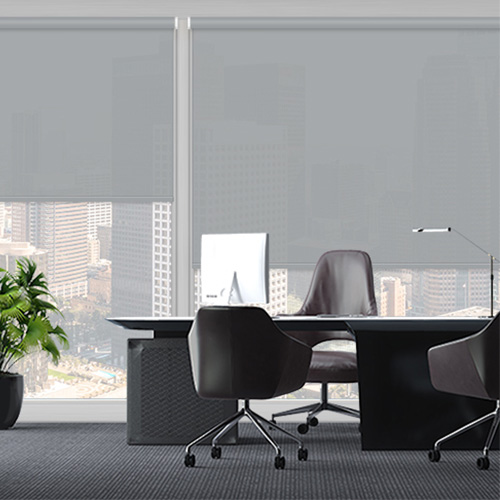 UniRol Ash Lifestyle Office Blinds