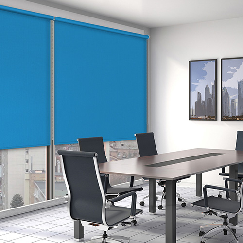 UniRol Cyan Lifestyle Office Blinds