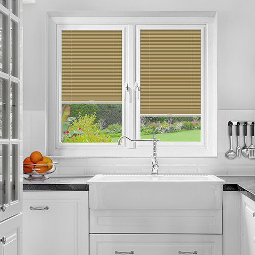 Bagley Cream Lifestyle Perfect Fit Pleated Blinds