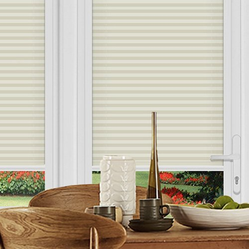 Cherhill Ivory Lifestyle Perfect Fit Pleated Blinds