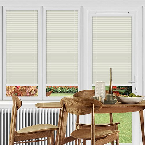 Dunball Beige Lifestyle Perfect Fit Pleated Blinds