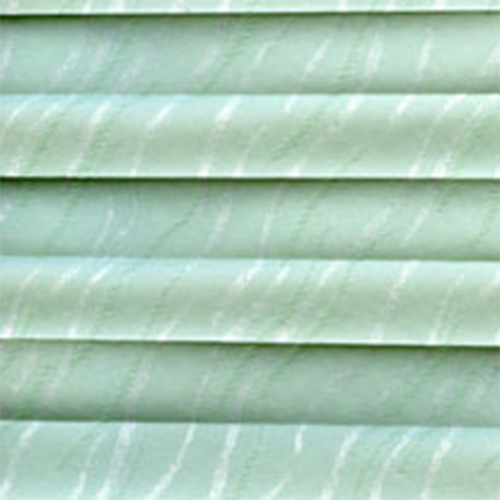 Dunball Green Perfect Fit Pleated Blinds
