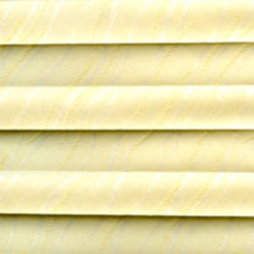 Dunball Lemon Perfect Fit Pleated Blinds