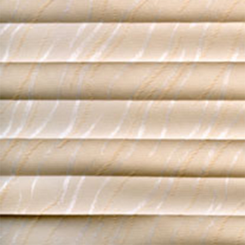 Dunball Peach Perfect Fit Pleated Blinds