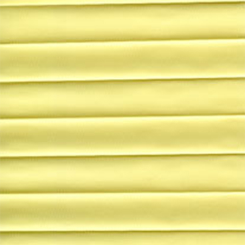 Pallister Yellow Perfect Fit Pleated Blinds