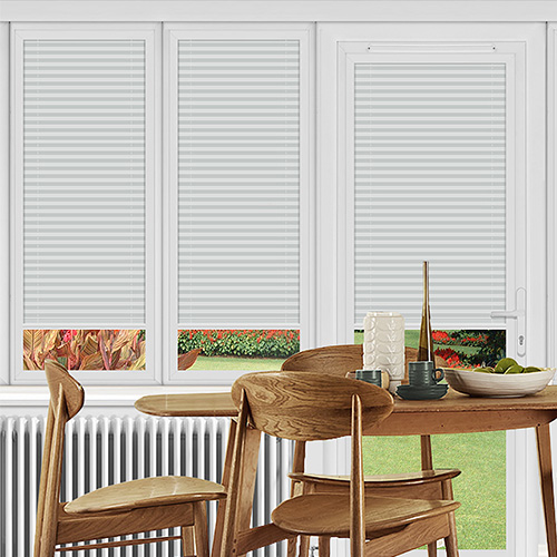 Rosewell Ice Lifestyle Perfect Fit Pleated Blinds