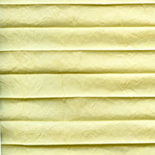 Rosewell Lemon Perfect Fit Pleated Blinds