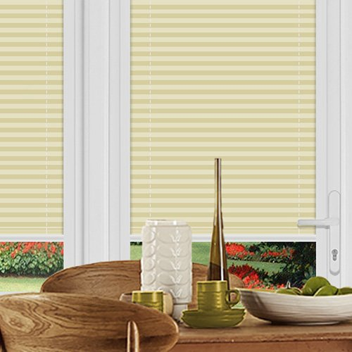 Rosewell Linen Lifestyle Perfect Fit Pleated Blinds