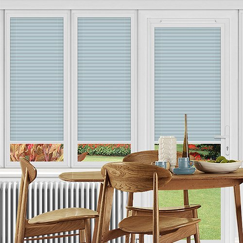Washford Aqua Lifestyle Perfect Fit Pleated Blinds