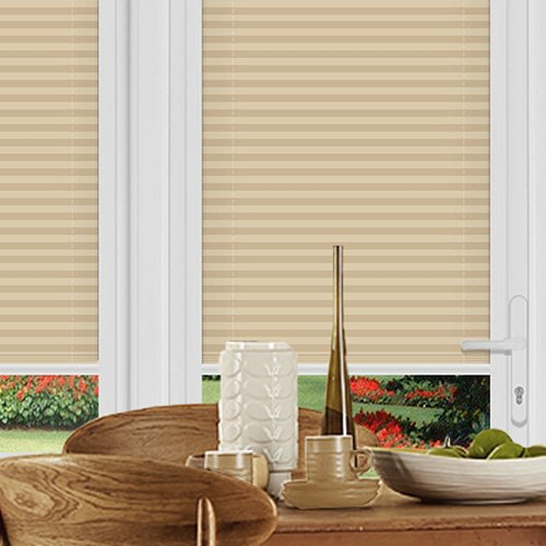Washford Natural Lifestyle Perfect Fit Pleated Blinds