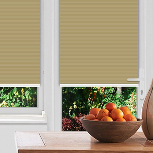Bagley Cream Lifestyle Pleated blinds