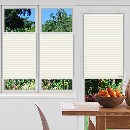 Cherhill Ivory Lifestyle Pleated blinds