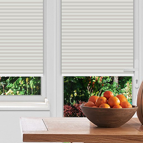 Dunball Beige Lifestyle Pleated blinds
