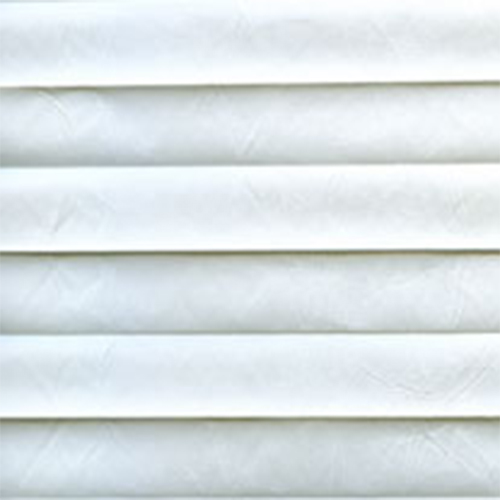 Rosewell Ice Pleated blinds
