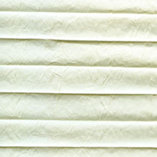 Rosewell Ivory Pleated blinds