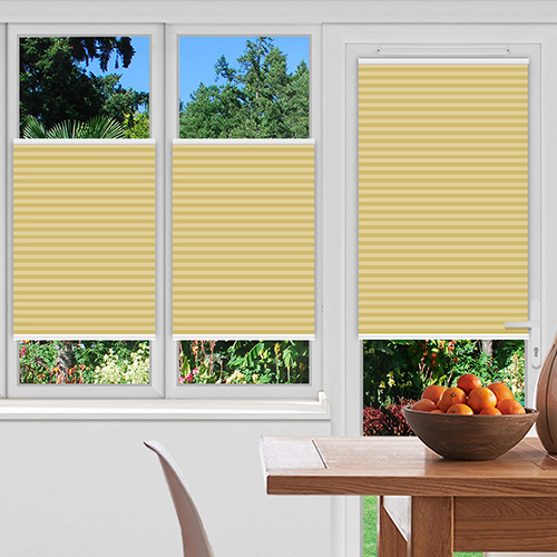 Rosewell Sandstone Lifestyle Pleated blinds