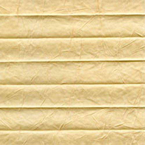 Rosewell Sandstone Pleated blinds