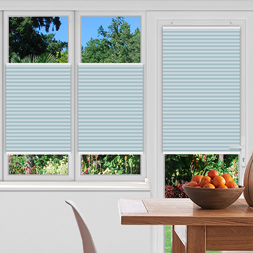 Washford Aqua Lifestyle Pleated blinds
