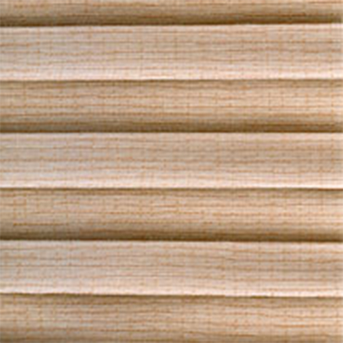 Washford Brick Pleated blinds