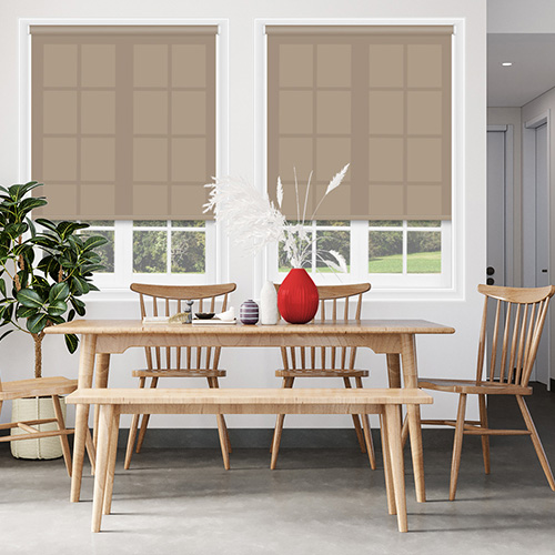 Sale Hessian Lifestyle Roller blinds