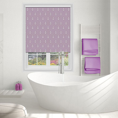Anchor Lilac Lifestyle Roller blinds