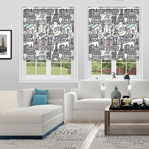 Ifield Ville Lifestyle Roller blinds