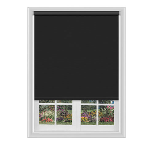 Atlantic Black Lifestyle Roller blinds