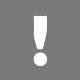 Abstraction Ember Lifestyle Roman blinds