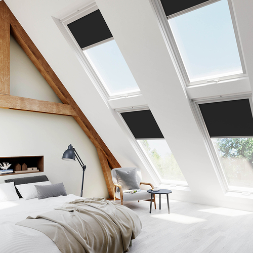 Fakro Raven Lifestyle Skylight Blinds For FAKRO