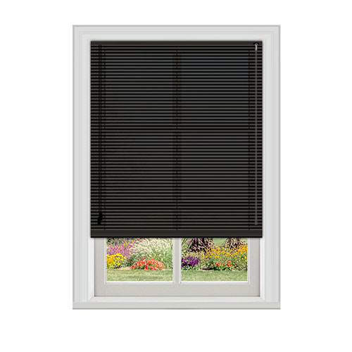 Charcoal Grey Lifestyle Venetian blinds