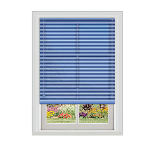 Sea Blue Lifestyle Venetian blinds