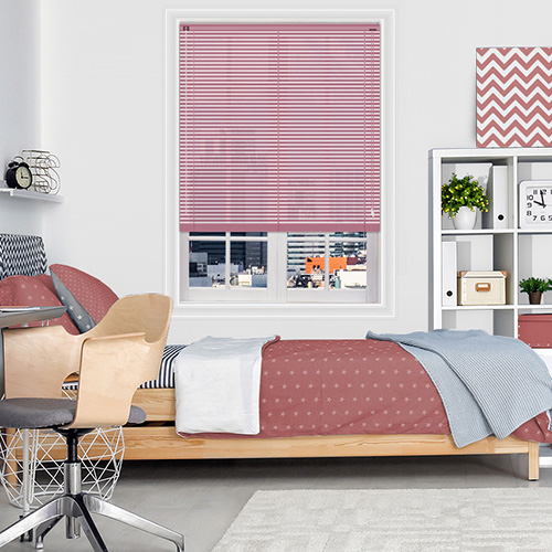Candyfloss Pink Lifestyle Venetian blinds