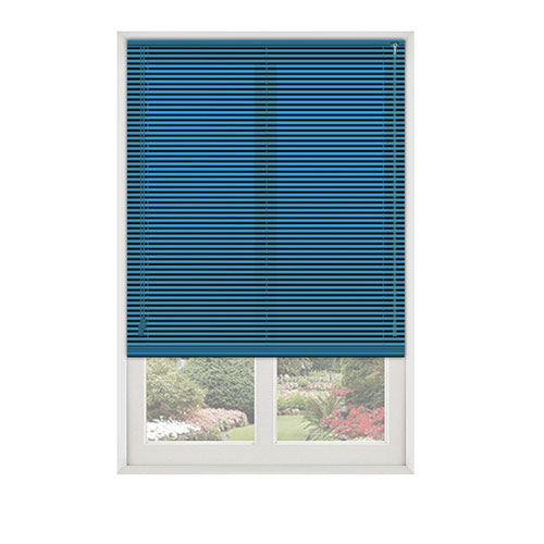 Canton Teal Lifestyle Venetian blinds