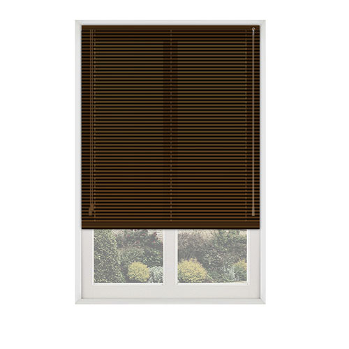 Metallic Bronze Lifestyle Venetian blinds