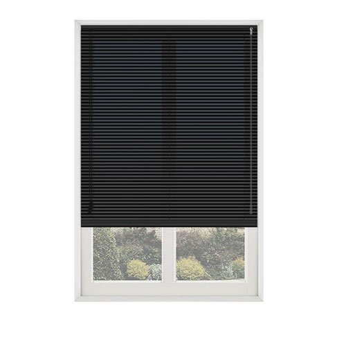 Dark Charcoal Lifestyle Venetian blinds