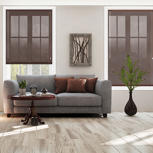 Mirano Brown Lifestyle Venetian blinds