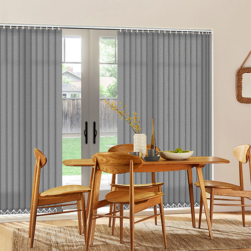 Alessi Pebble Lifestyle Vertical blinds