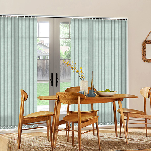Bexley Duck Egg Lifestyle Vertical blinds
