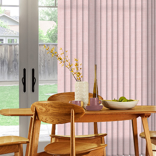 Bexley Peony Lifestyle Vertical blinds