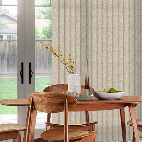 Devon Sand Lifestyle Vertical blinds
